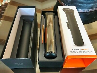 Anova Culinary Nano Sous Vide Precision Cooker, Highly Rated Sous Vide Unit, New