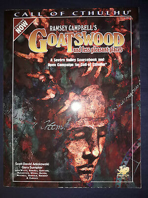 Chaosium Call of Cthulhu  Goatswood (and less pleasant places)