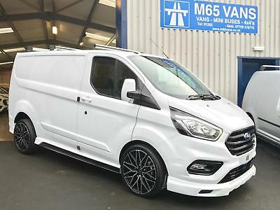035f93a680a16c New 68 Ford Transit Custom Limited With Sport Styling White Like Ms-Rt M-