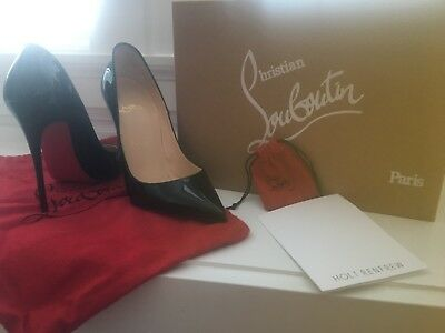 2bd72fca779 NEW AUTHENTIC CHRISTIAN Louboutin So Kate Suede Pump Size 36 ...