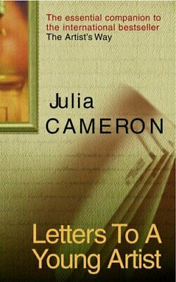 Letters To A Young Artist by Cameron, Julia Paperback Book The Cheap Fast Free