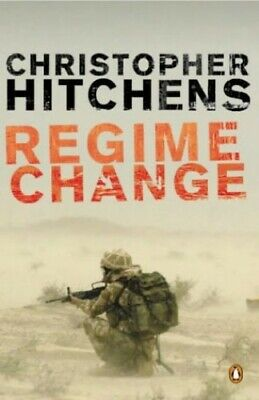 Regime Change by Hitchens, Christopher Paperback Book The Cheap Fast Free Post