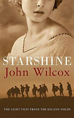 Starshine by John Wilcox Book The Cheap Fast Free Post