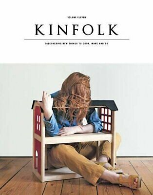 Kinfolk Volume 11 by Nathan Williams Book The Cheap Fast Free Post