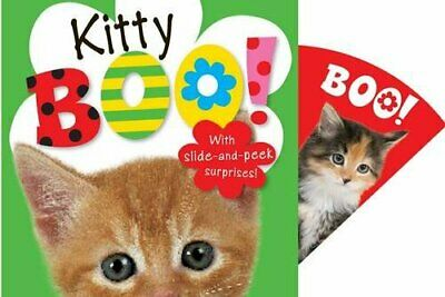 Kitty Boo! (Boo S.) by Phillips, Sarah Book The Cheap Fast Free Post