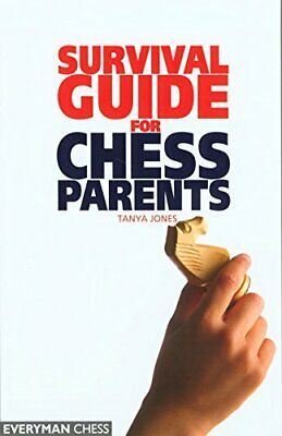 Survival Guide for Chess Parents by Jones, Tanya Paperback Book The Cheap Fast