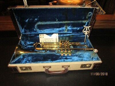 Vintage Roth-Reynolds Trumpet Serial Number 96928 / Cleveland w/ Roth Mouthpiece