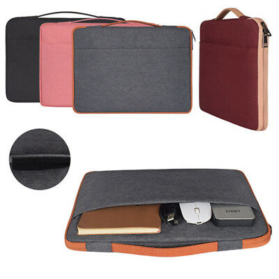 """For Laptop MacBook HP 11.6"""" 13.3"""" 14.1"""" 15.6"""" Laptop Sleeve Case Cover Pouch Bag"""