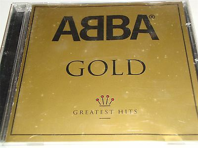 Abba - Gold (Greatest Hits) CD Album)