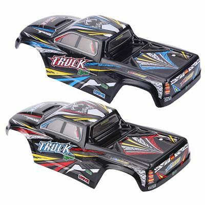 XLH 9125 1/10 Off Road Nitro RC 1/10 Scale Monster Truck Body Shell Cover
