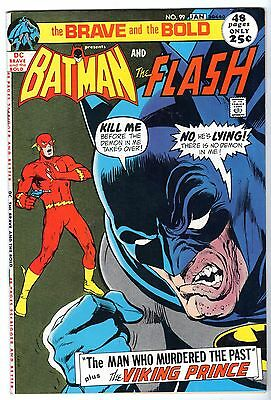 Brave and Bold #99 with Batman & Flash, Very Fine Condition