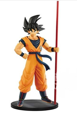 Banpresto Dragon ball Super SON GOKOU THE 20TH FILM LIMITED Son Goku JAPAN