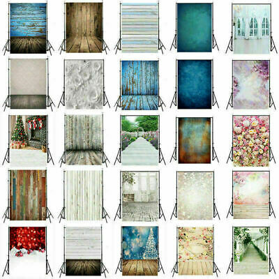 104 Types Christmas Background Backdrop Photo Xmas Tree Snow Scene Photography
