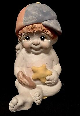 Catch a Falling Star Dreamsicles Collectible DC166 Cast Art Industries Retired