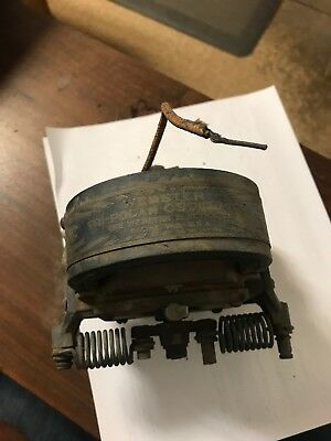 Webster Type Cmm Magneto Hit And Miss Gas Engine