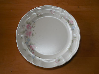 "Pfaltzgraff TEA ROSE Dinner Plate 10 3/8"" USA             26 available"