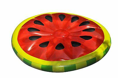 Solstice by International Leisure Products Swimline Watermelon Slice Island Raft