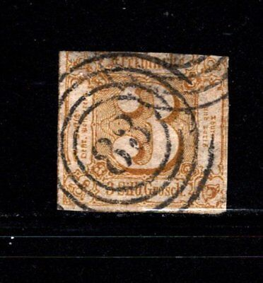 Item No. A5732 – Thurn and Taxis – Scott # 20 – Used