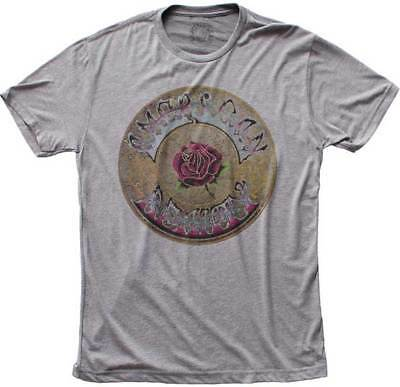 The Grateful Dead American Beauty Psychedelic Folk Rock Music Band T Shirt GD16