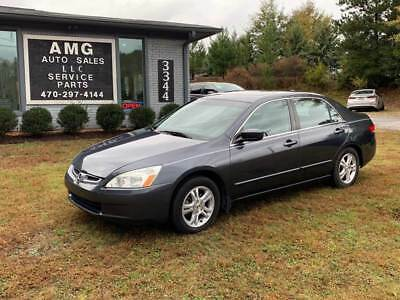 2004 Accord EX w/Leather 4dr Sedan 2004 Honda Accord EX w/Leather 4dr Sedan 125,941 Miles Gray Sedan I4 2.4L Natura
