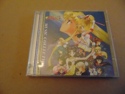 Sailor Moon Music Collection Cd
