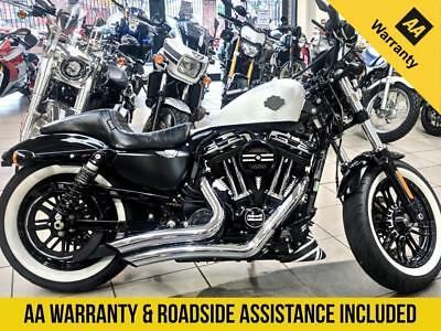 2016 Harley Davidson SPORTSTER XL 1200 X Fourty Eight - LOADED WITH HD EXTRAS