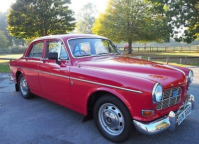 1966 Volvo 121 Amazon,ridiculously low mileage,fantastic condition,find another