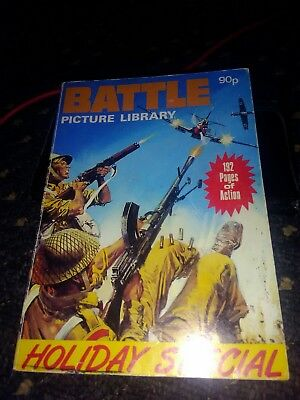 Battle Picture Library holiday Special (Ron phillips) 1988