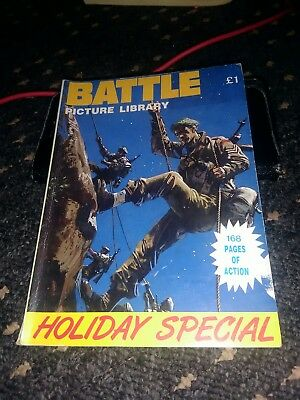 Battle Picture Library holiday Special (Ron phillips) 1990