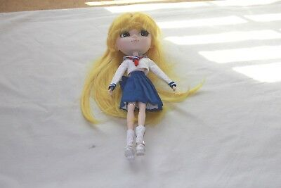Sailor Moon Chibi Moon Chibi Usa School Girl Type Doll Bandai Blonde Hair