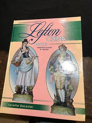Collector's Encyclopedia of Lefton China, Book 2, Delozier, Loretta,0891457674,