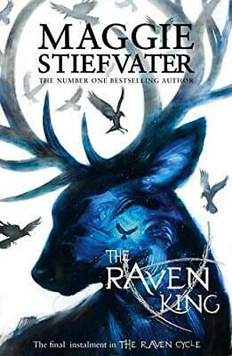 The Raven King (The Raven Cycle) by Stiefvater, Maggie Book The Cheap Fast Free