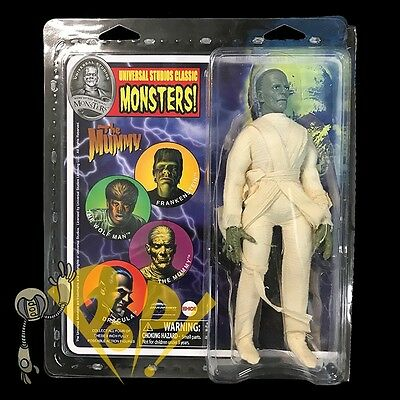 "Universal Monsters THE MUMMY (Series 2) 8"" RETRO Action Figure DST!"