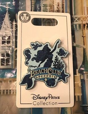 Disney Beach Club Resort Pin OE New In Hand Ariel Little Mermaid