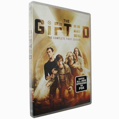 The Gifted Season One 2017 DVD Sealed TV Series Stephen Moyer