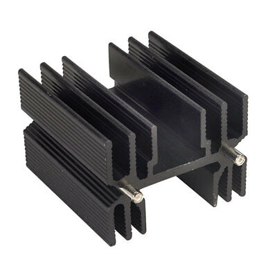 AAVID THERMALLOY BW38 4 TO220 Hole Type 73C W Heatsink
