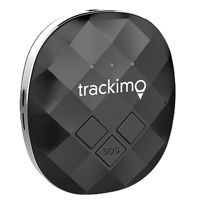 Trackimo Guardian 3G - Global GPS | SIM | WIFI | BLUETOOTH - Kids, Adults, Pets