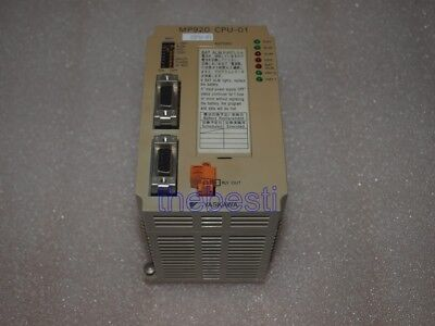 1 PC Used Yaskawa JEPMC-CP200 Controller MP920 CPU-01 In Good Condition