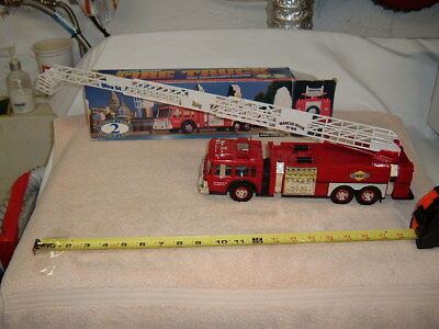 Sunoco Aerial Tower Fire Truck