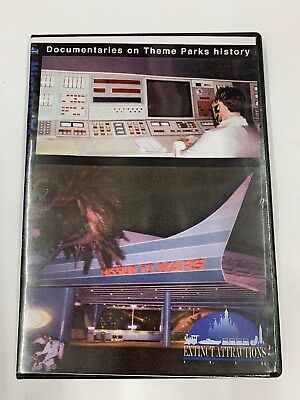 Extinct Attractions Club: Mission to Mars Flight to the Moon Documentary DVD