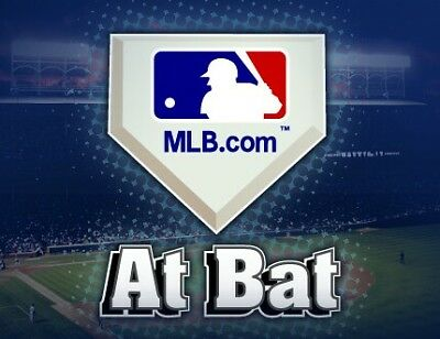 Mlb at bat baseball  SUSCRIPCION