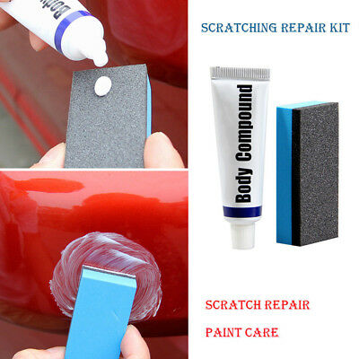 Useful Body Compound Paste For Car Auto Scratching Paint Care 15g Professional