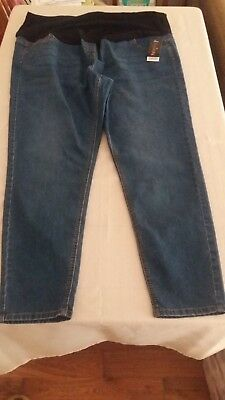 Asda George Maternity Jeans size 22 New with tags