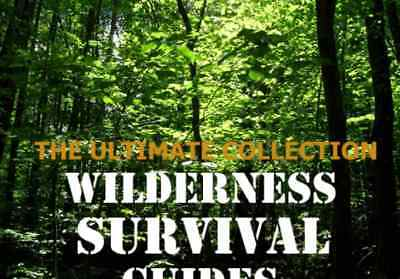 32 wilderness survival guides plus resale rights complete training skills tips a