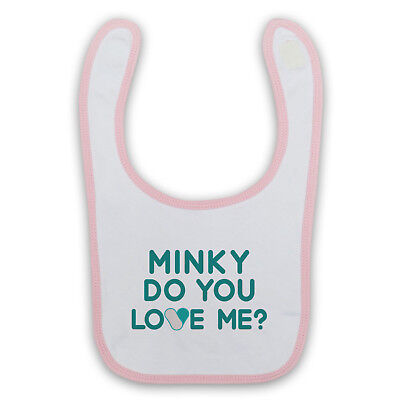 Mrs Hinch Minky Do You Love Me? Unofficial Cleaning Baby Bib Cute Baby Gift