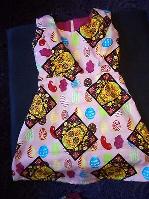 Girls dress Skull candy age 9-12 month