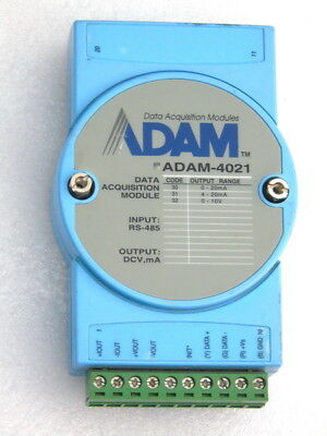 Adam 4021 Data Acquisition Module Input Rs-485 Ships Marine Junction Unit