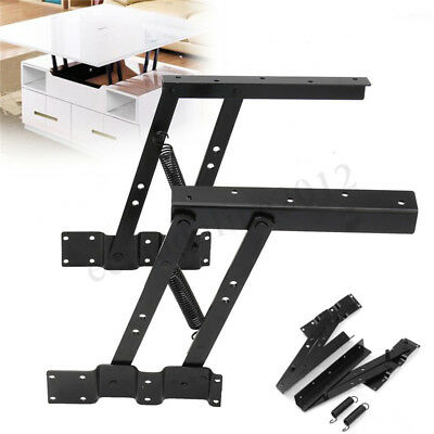 2X Lift Up Angle Coffee Table Sofa Bed Frame Furniture Mechanism Hinge  new