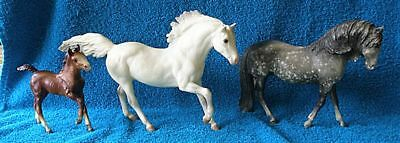 Breyer Classic Andalusian Family# 3060