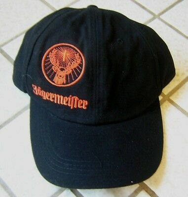 Jagermeister Baseball Cap ~ NEW ~ One Size ~ LOOK!